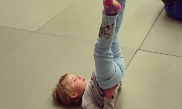 Nicht ganz Judo… aber passt schon ?