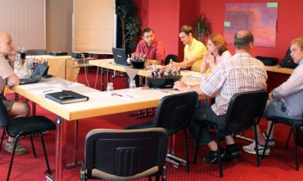 Vorstandssitzung JJVSA in Halle