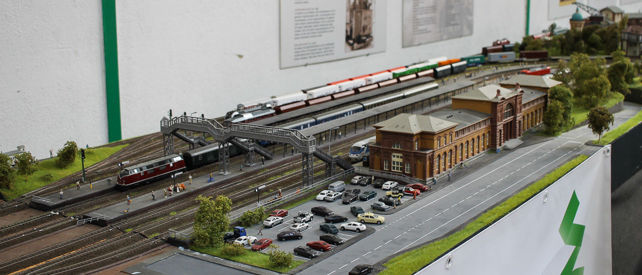 Model Train and Tram Exhibition Sudenburg