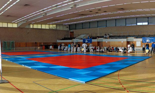 1.Hochschulmeisterschaften Ju-Jitsu in Aachen