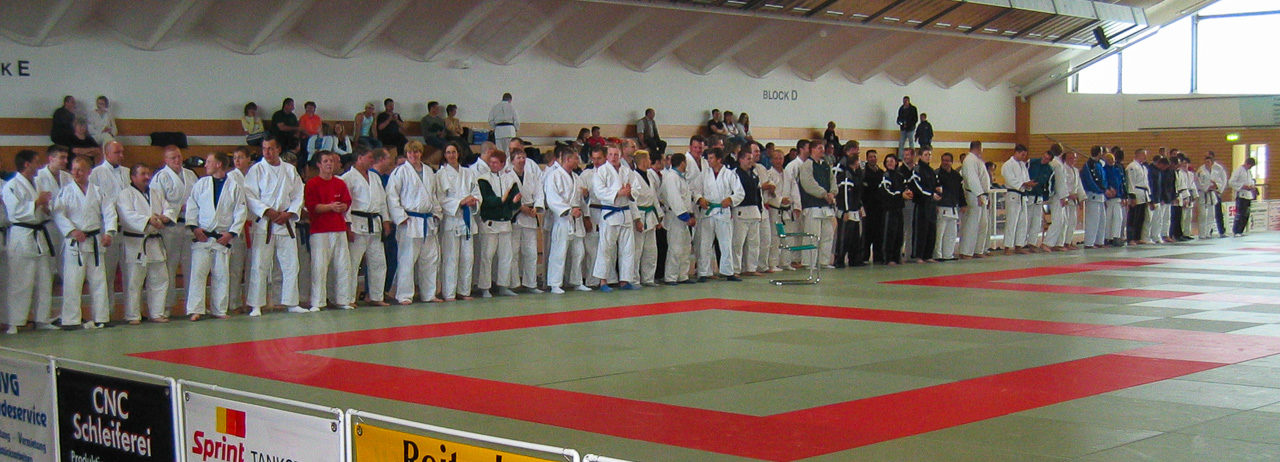 Judo Landesliga 2004 USC-Magdeburg